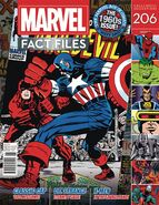 Marvel Fact Files Vol 1 206