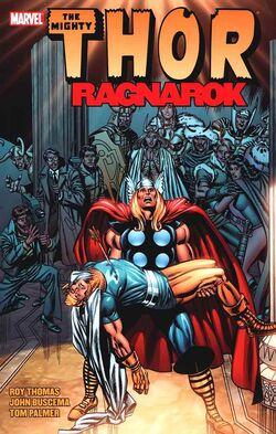 Thor Ragnarok TPB Vol 1 1