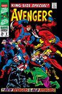 Avengers Annual Vol 1 2