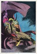 Thor Annual Vol 1 15 Loki Pinup