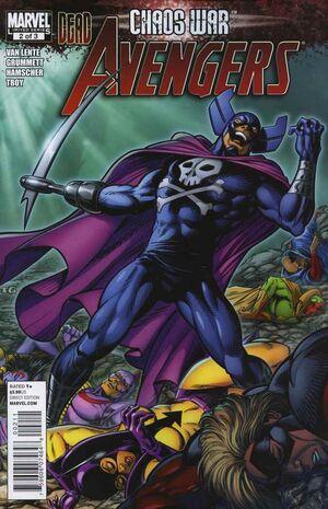 Chaos War Dead Avengers Vol 1 2