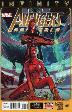Avengers Assemble Vol 3 19