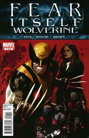 Fear Itself Wolverine Vol 1 1