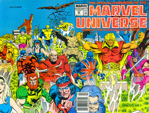 Official Handbook of the Marvel Universe Vol 2 20