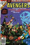 Avengers Annual Vol 1 7