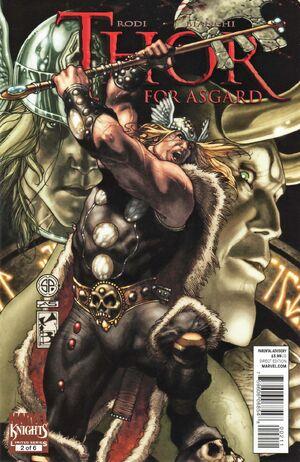 Thor For Asgard Vol 1 2