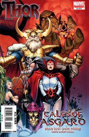 Thor Tales of Asgard Vol 1 6