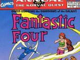 Fantastic Four Annual Vol 1 24