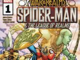Spider-Man and the League of Realms Vol 1 1