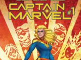 Captain Marvel Vol 11 1