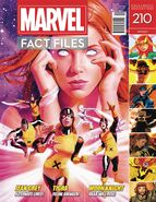 Marvel Fact Files Vol 1 210