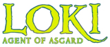 Loki Agent of Asgard Vol 1 Logo