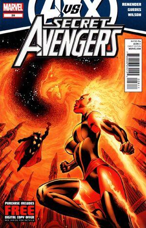 Secret Avengers Vol 1 28