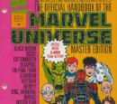 Official Handbook of the Marvel Universe Master Edition Vol 1 25