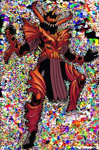 Waziria as Kurse (Earth-616)