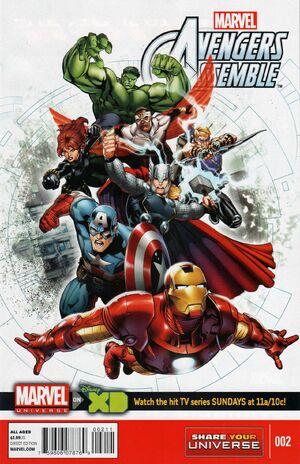 Avengers Assemble Vol 4 2