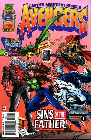 Avengers Vol 1 401