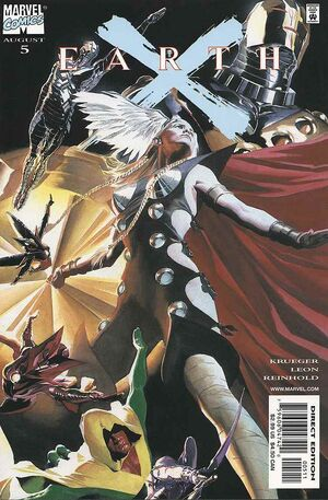 Earth X Vol 1 5