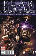 Fear Itself Uncanny X-Force Vol 1 3