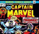 Captain Marvel Vol 1 33
