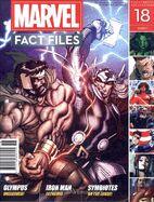 Marvel Fact Files Vol 1 18