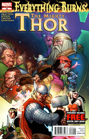 Mighty Thor Vol 1 22