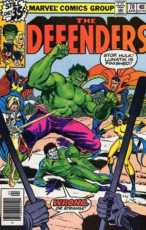 Defenders Vol 1 70