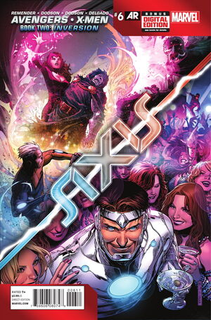 Avengers and X-Men Axis Vol 1 6