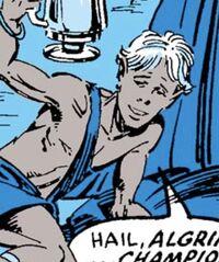 Algrim's brother