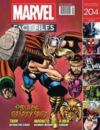 Marvel Fact Files Vol 1 204