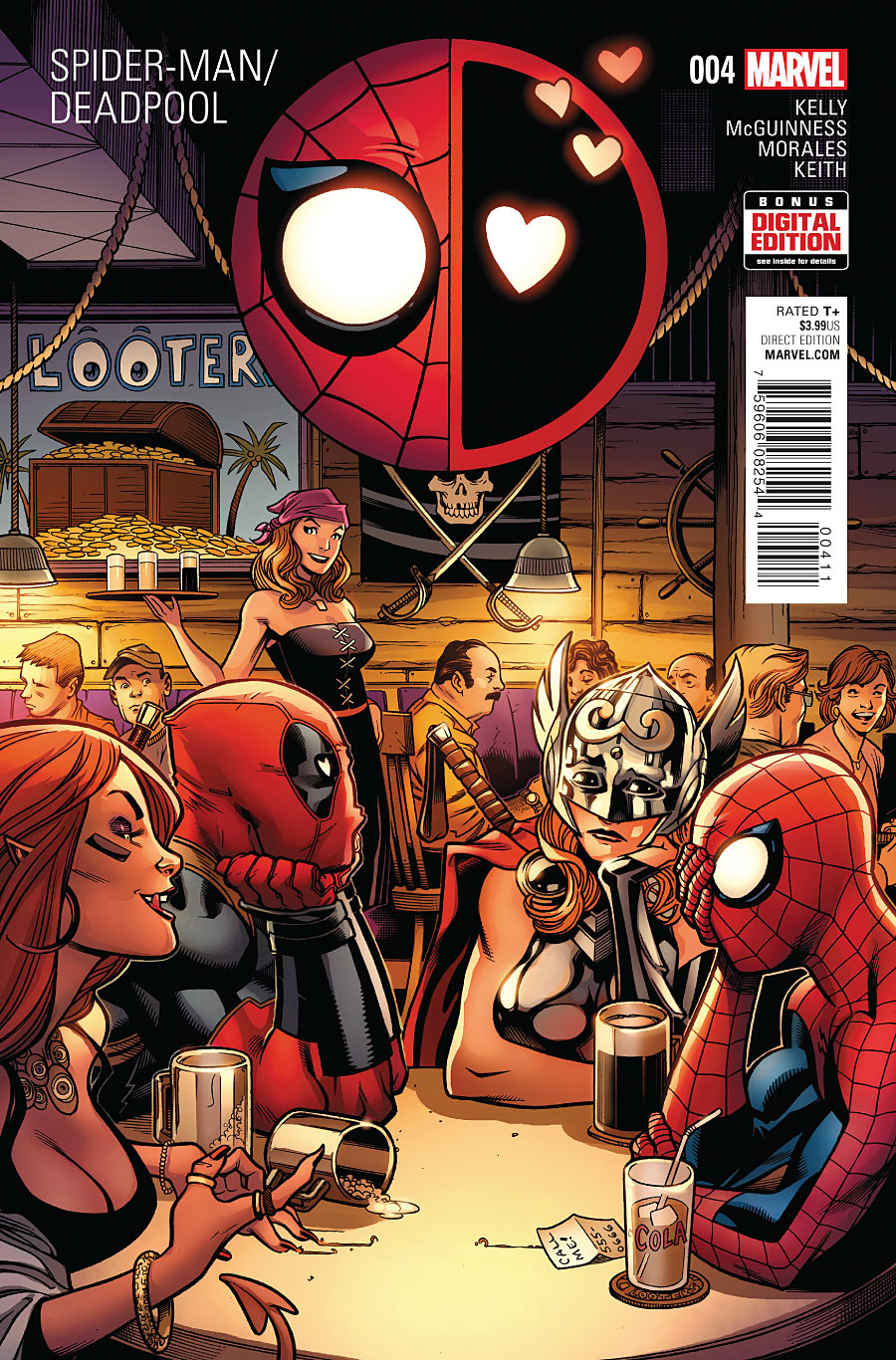 Spider Man Deadpool Vol 1 4