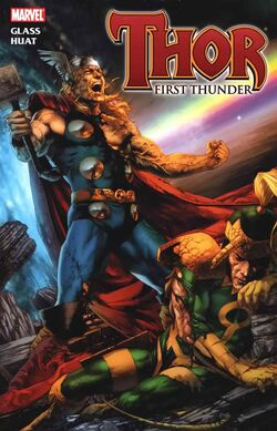 Thor First Thunder HC Vol 1 1