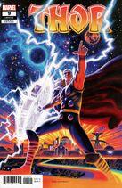 Thor Vol 6 9 Hildebrandt Variant