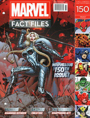 Marvel Fact Files Vol 1 150
