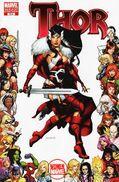 Thor Vol 1 614 Variant