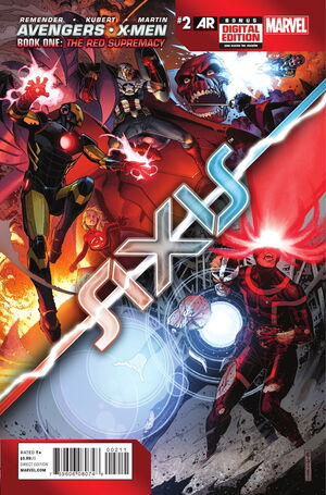 Avengers and X-Men Axis Vol 1 2