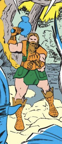 Sigurd (Earth-616)