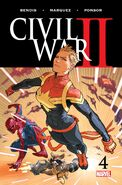 Civil War II Vol 1 4