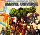 Official Handbook of the Marvel Universe A-Z HC Vol 1 5
