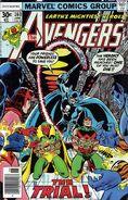 Avengers Vol 1 160