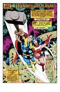 Thor Vol 1 303 Thor and Sif