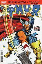 Thor Vol 1 337 True Believers Edition