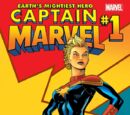 Captain Marvel Vol 8 1