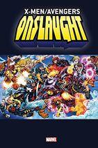 X-Men-Avengers Onslaught Omnibus Vol 1 1