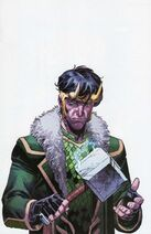 Thor Vol 6 4 4th Printing Virgin Variant