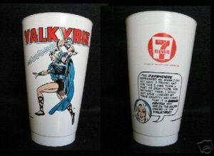 Valkyrie 7-11 Cup