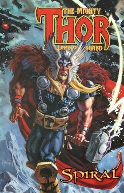 Thor Spiral TPB Vol 1 1
