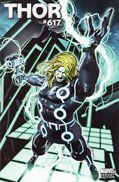 Thor Vol 1 617 Variant