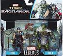 """Marvel Legends Thor: Ragnarok 3.75"""" Thor & Hulk Figures"""