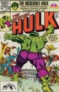 Incredible Hulk Vol 1 278
